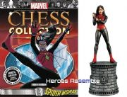 Marvel Chess Collection #81 Spider-Woman Eaglemoss Publications